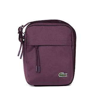 Lacoste Winetasting Canvas Vertical Camera Bag