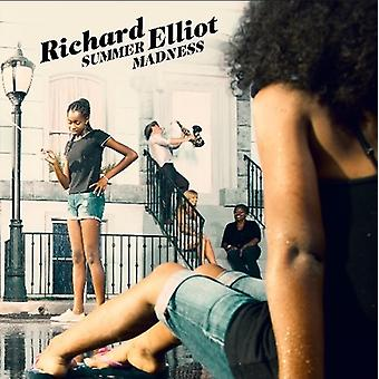 Richard Elliot - Summer Madness [CD] USA import
