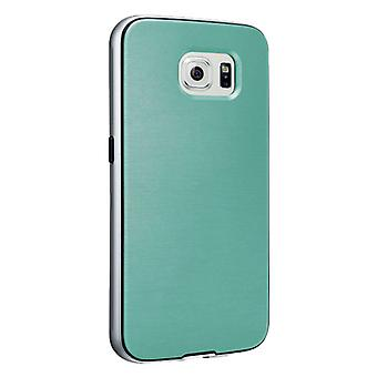 Verizon Soft Etui pare-chocs Samsung Galaxy S6 - vert