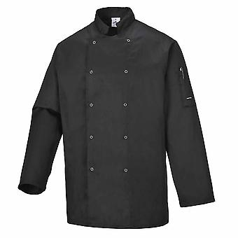 Portwest - Suffolk Chefs Cuisine Workwear Jacket