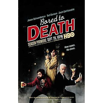 Bored to Death Movie Poster (11 x 17)
