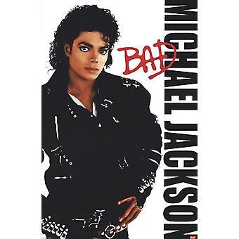 Michael Jackson - schlechte Plakat Poster drucken