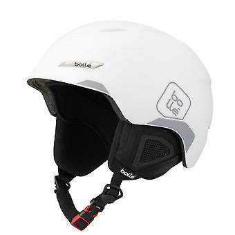 Bolle B-YOND Ski Helmet - Soft White & Grey