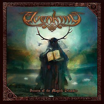 Elvenking - secretos de la importación de los E.e.u.u. de Magick Grimoire [CD]