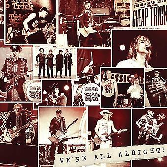 Cheap Trick - vi er alle okay [CD] USA import
