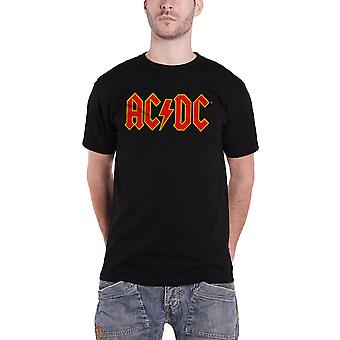 AC/DC T Shirt Mens Black classic band logo Rock or Bust new Official