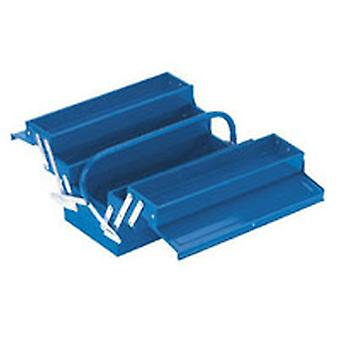 Draper 86672 430mm Four Tray Cantilever Tool Box