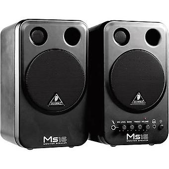 Active monitor 10 cm 4  Behringer MS16 8 W
