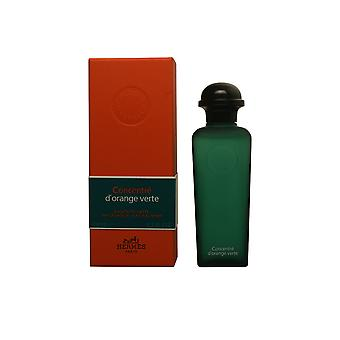 Hermes Concentre D'orange Verte Eau De Toilette Vapo 100ml Unisex New Perfume
