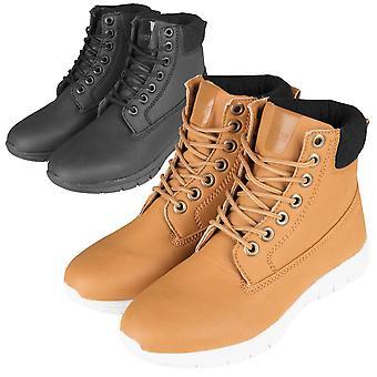 Urban classics - RUNNER BOOTS winter shoes