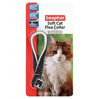 Beaphar Cat Flea Soft Collar Black Sparkle - Valentina Valentti UK