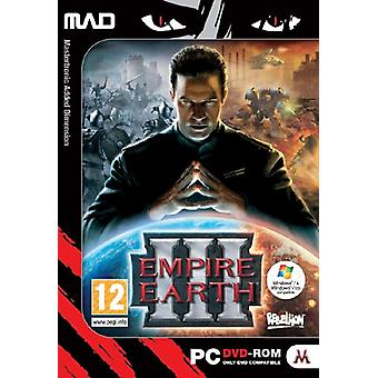 Empire Earth 3 (PC DVD)