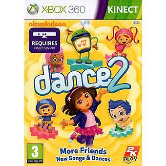 Nickelodeon Tanz 2 (Xbox 360)