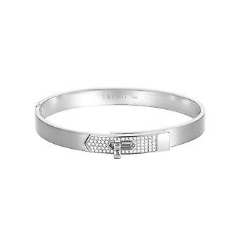 ESPRIT ladies bracelet Bangle JW50226 stainless steel Silver ESBA11178A600