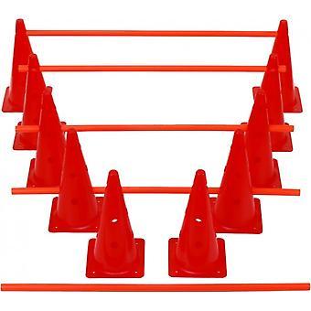 Taper Nippled hurdle set - 15 pieces-