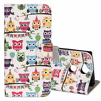 Pocket wallet motif 23 for Sony Xperia XA2 protection sleeve case cover pouch new
