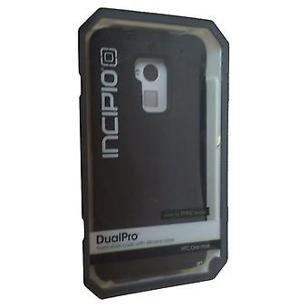 Incipio DualPro Case for HTC One Max (Black)