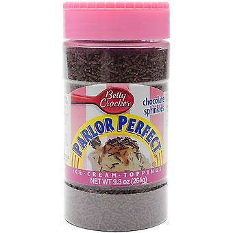 Betty Crocker Parlor Perfect Topping 9.3Oz-Chocolate