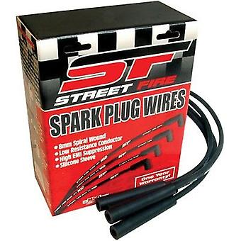 MSD Ignition 5576 Street Fire Spark Plug Wire Set