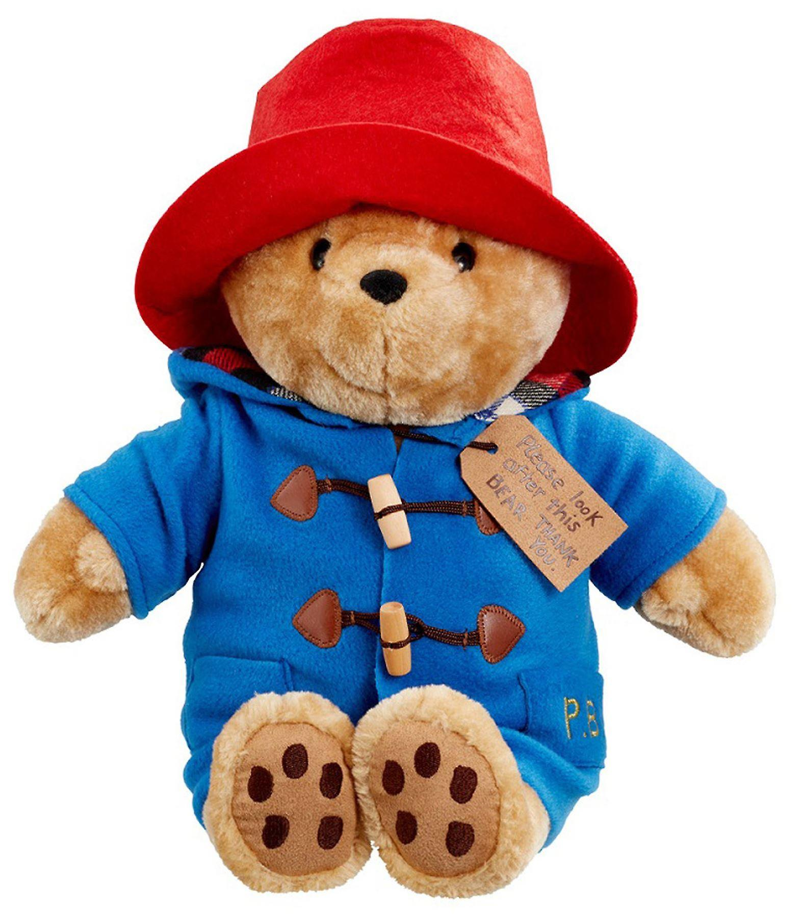 Rainbow designar stora gosiga klassiska Paddington Bear