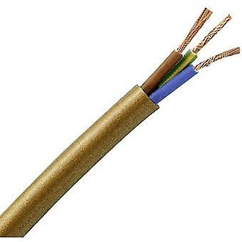 Flexible cable H03VV-F 3 G 0.75 mm² White Kopp