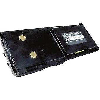 Walkie-talkie battery Beltrona Replaces original battery HNN9628 7.2 V 1200 mAh