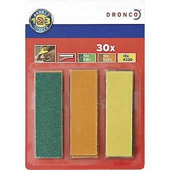 Refill pack mini grinder Dronco 6780210