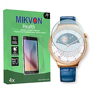 Huawei Watch Jewel Screen Protector - Mikvon Health (Retail Package with accessories)