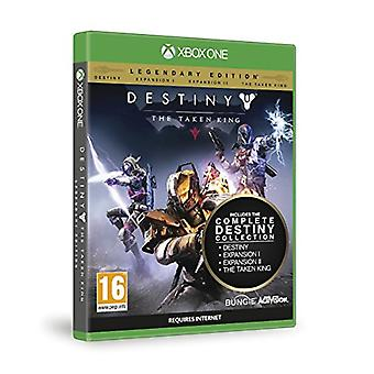 Destiny The Taken King - Legendary Edition (Xbox One) - Factory Sealed