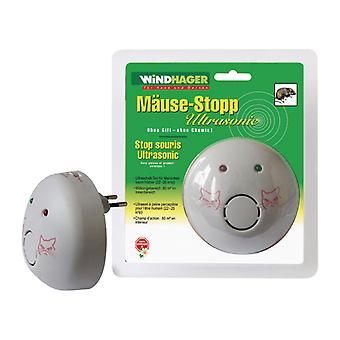 Windhager 05034 Ultraschall Muizenverjager 22/25 Khz 9 W im