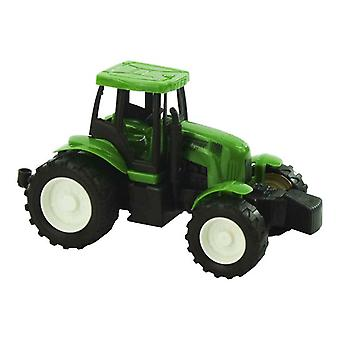 Tractor pull-back rood of groen