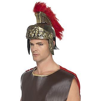 Novel Spartan helmet