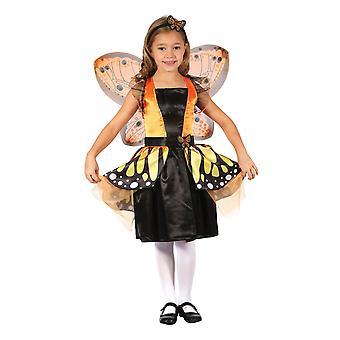 大きな蝶の妖精