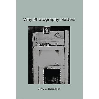 Varför fotografi frågor av Jerry L. Thompson - 9780262529013 bok
