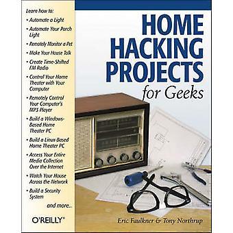 Hjem Hacking projekter for nørder af Eric Faulkner - Tony Northrup - 97