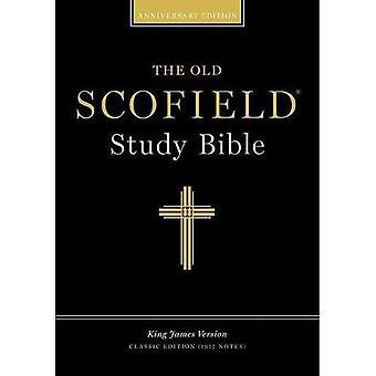 Oude Scofield Study Bible-KJV-Classic