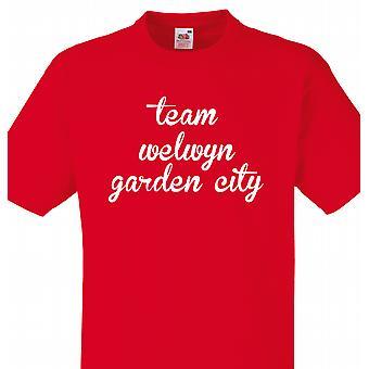 Squadra di Welwyn garden city Red T-shirt