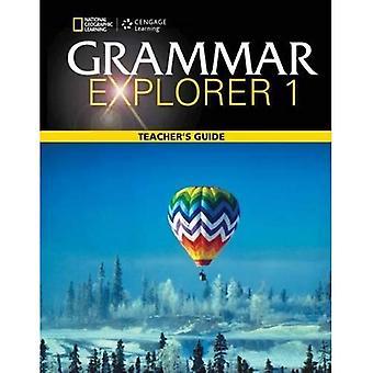 Grammatik Explorer: Lärarhandledning