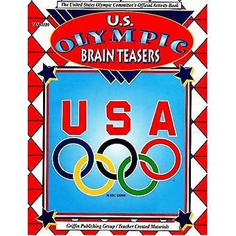 U. S. Olympic Brain Teasers