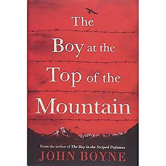 Pojken på toppen av berget