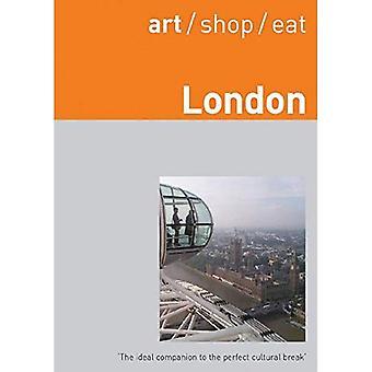 konst/shop/äta London