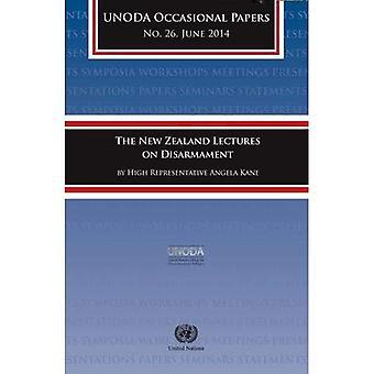 De Nieuw-Zeelandse lezingen over ontwapening door hoge vertegenwoordiger Angela Kane (UNODA Occasional Papers)