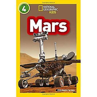 Mars: Nivå 4 (nationella geografiska läsare) (nationella geografiska läsare)