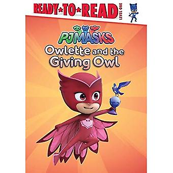 Owlette and the Giving Owl� (Pj Masks)