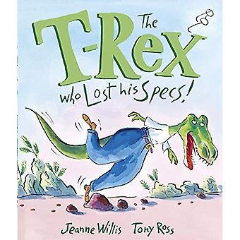 De T-Rex die zijn Specs verloren!