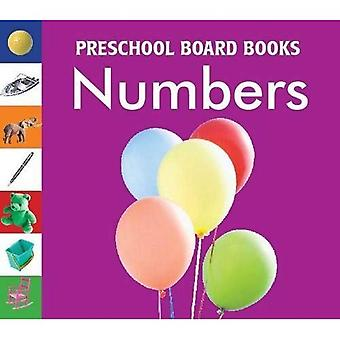 Numbers [Board book]
