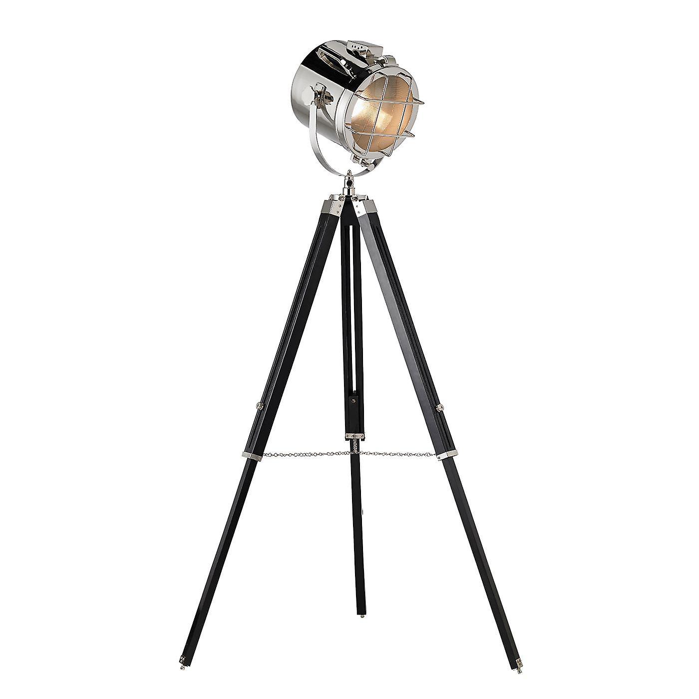 Nautical Indoor Floor Lamp - Endon EH-NAUTICAL-FL