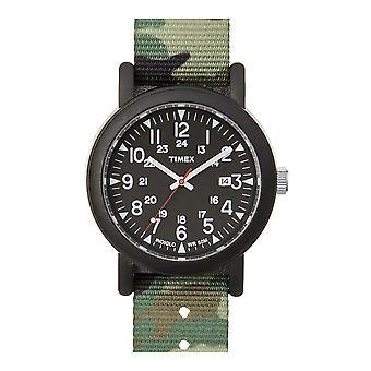 Timex Camper Green Black ABT503 Herrenuhr