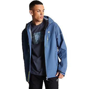 Dare 2b Mens Resolute Waterproof Breathable Hooded Jacket