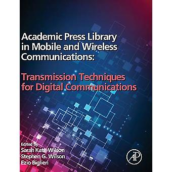Academic Press Library in Mobile and Wireless Communications by Biglieri & Ezio